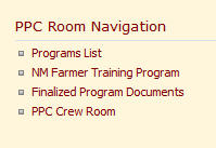 Room Navigation - Program Planning Center